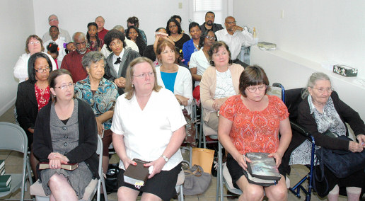 Mission Group Second Sunday